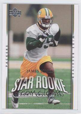 2007 Upper Deck - [Base] - Rookie Exclusives #230 - James Jones