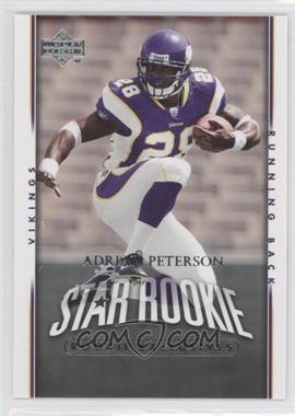 2007 Upper Deck - [Base] - Rookie Exclusives #279 - Adrian Peterson