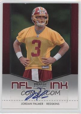 2007 Upper Deck - NFL Ink #NFLI-JP - Jordan Palmer
