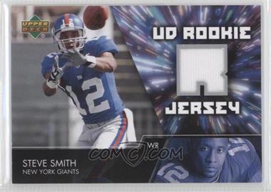 2007 Upper Deck - UD Rookie Jersey #UDRJ-SS - Steve Smith