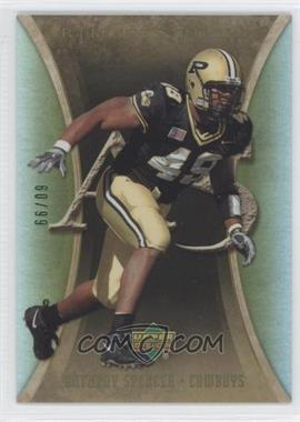 2007 Upper Deck Artifacts - [Base] - Green #104 - Anthony Spencer /99