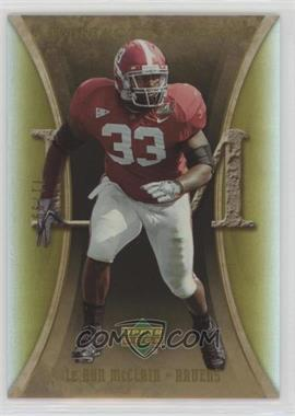 2007 Upper Deck Artifacts - [Base] - Green #131 - Le'Ron McClain /99