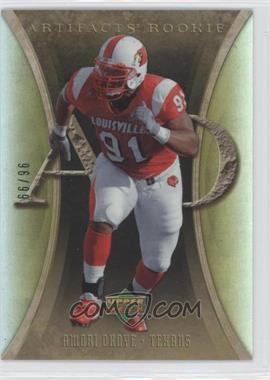 2007 Upper Deck Artifacts - [Base] - Green #154 - Amobi Okoye /99