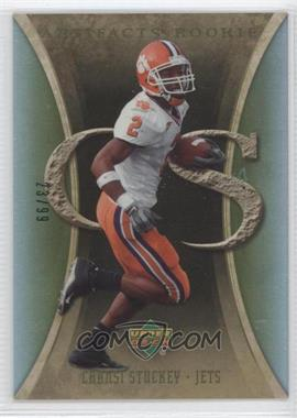 2007 Upper Deck Artifacts - [Base] - Green #162 - Chansi Stuckey /99