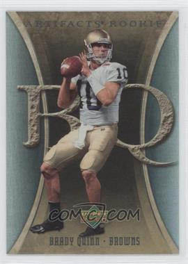 2007 Upper Deck Artifacts - [Base] #158 - Brady Quinn