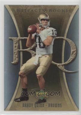 2007 Upper Deck Artifacts - [Base] #158 - Brady Quinn