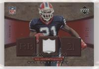 Willis McGahee [Good to VG‑EX] #/25