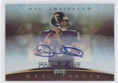 2007 Upper Deck Artifacts - NFL Facts - Autographs [Autographed] #NF-OL - Drew Olson