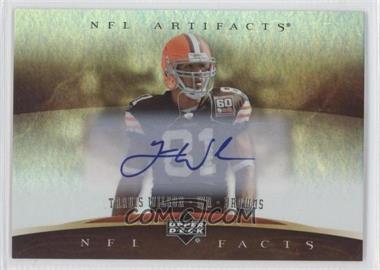 2007 Upper Deck Artifacts - NFL Facts - Autographs [Autographed] #NF-TW - Travis Wilson