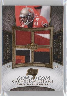 2007 Upper Deck Exquisite Collection - [???] #XXLP-CW - Cadillac Williams