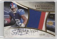 Rookie Signature Patch - Steve Smith [Noted] #/99