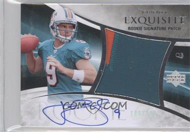 2007 Upper Deck Exquisite Collection - [Base] #104 - John Beck /225