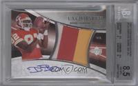 Rookie Signature Patch - Dwayne Bowe [BGS8.5NM‑MT+] #/99
