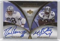 Drew Pearson, Marion Barber III /25