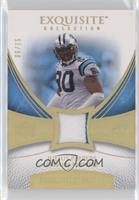 Julius Peppers [Noted] #/15