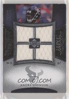 Andre Johnson [EX to NM] #/75