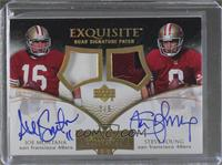 Joe Montana, Steve Young, Alex Smith, Frank Gore /5