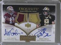 Alex Smith, Drew Brees, Jason Campbell, Philip Rivers /5