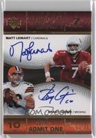 Matt Leinart, Brady Quinn #/30
