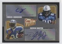 Chris Johnson, Kevin Smith /50