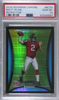 Matt Ryan [PSA 10 GEM MT]