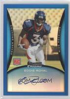 Eddie Royal /35