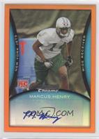 Marcus Henry #/15