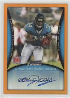 Chauncey Washington /15