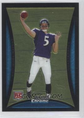 2008 Bowman Chrome - [Base] #BC61 - Joe Flacco