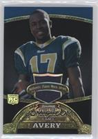 Donnie Avery (Vertical) #/50