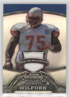 Vince Wilfork [EX to NM] #/199