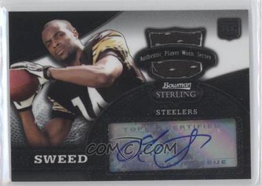 2008 Bowman Sterling - [Base] #170.2 - Limas Sweed