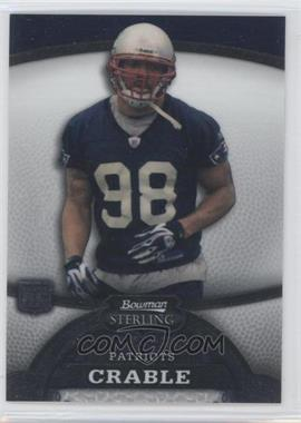 2008 Bowman Sterling - [Base] #32 - Shawn Crable