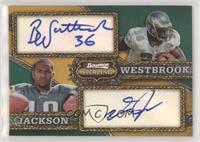 Brian Westbrook, DeSean Jackson