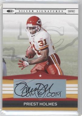 2008 Donruss - Silver Signatures #SS-PH - Priest Holmes