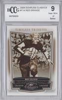 Red Grange /250 [Encased]