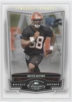 Keith Rivers #/100