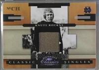 Knute Rockne /50
