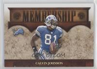 Calvin Johnson /100