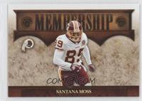 Santana Moss /100