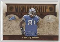 Calvin Johnson /250