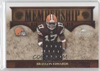 Braylon Edwards /250