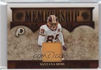 Santana Moss /25