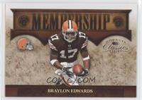 Braylon Edwards #/1,000