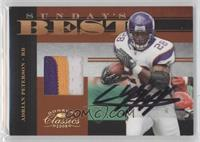 Adrian Peterson #/15