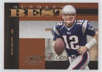 Tom Brady [EXtoNM] #/1,000