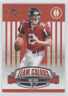 2008 Donruss Classics - Team Colors #TC-5 - Matt Ryan