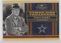 Tom Landry /100