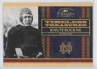 Knute Rockne /100
