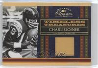 Charlie Joiner /25